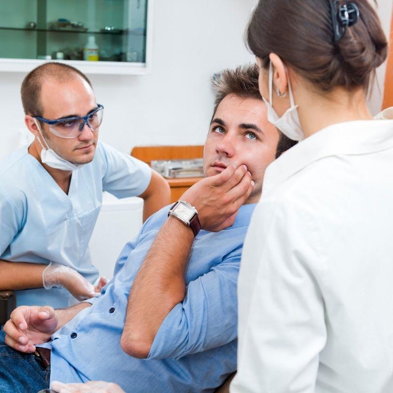 Emergency dentist in red Deer