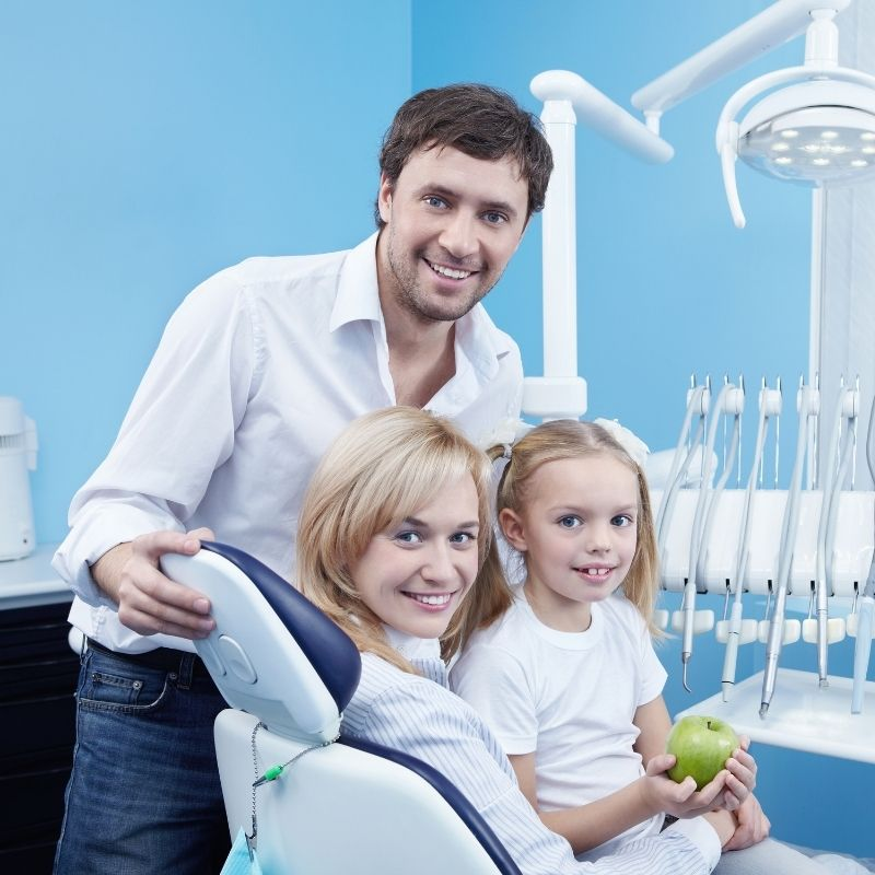 Family dentist in Red Deer